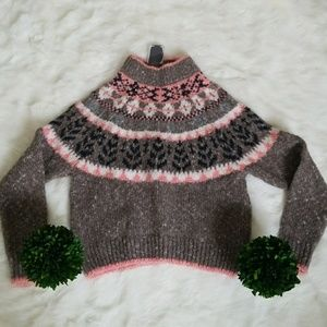 BNWT CHUNKY KNIT CROP SWEATER
